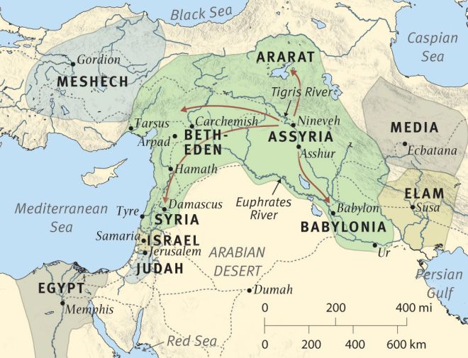 ESV-Bible-Atlas-Rise-of-Assyria