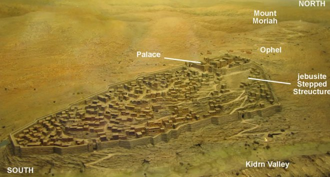 city of david image labelled, galyn wiemers