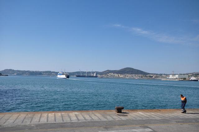 harbor of puteoli 1, carl rasmussen