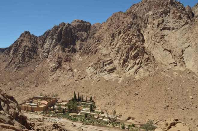 Mount Horeb, St. Catherine's Monastery