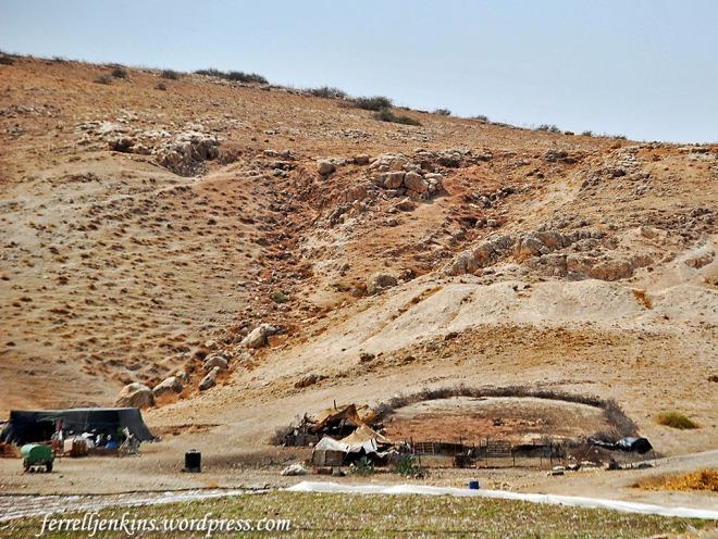Sheepfold in Jordan Valley, Ferrell Jenkins